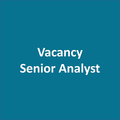 Cottonwood Vacancy Senior Analyst